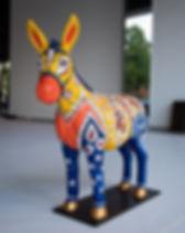 elena-gontcharova-andalucia-donkeyparade