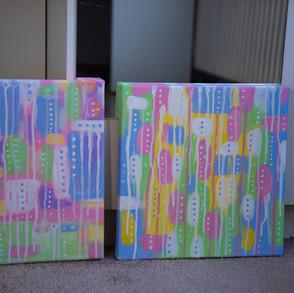 Pastel Summer Series 2&3