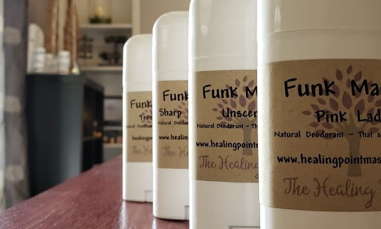 Funk Master - Natural Deodorants