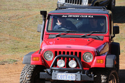 Jeep Muster 2018