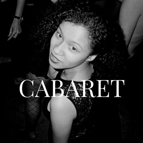 """Sally Bowles in """"Cabaret"""""""