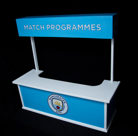 Miniature MCFC programme stall