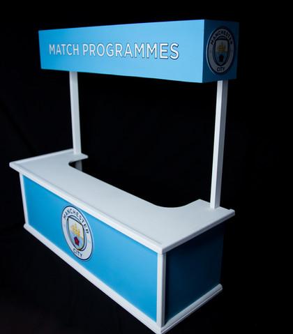 Mini Programme stand