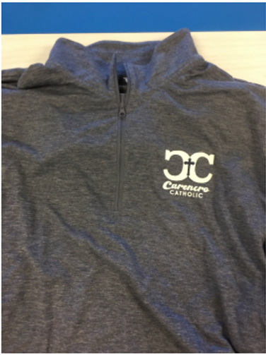 CCS Lightweight Pullover 1/4 Zip