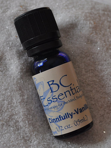Cinnfully-Vanilla Essential Oil