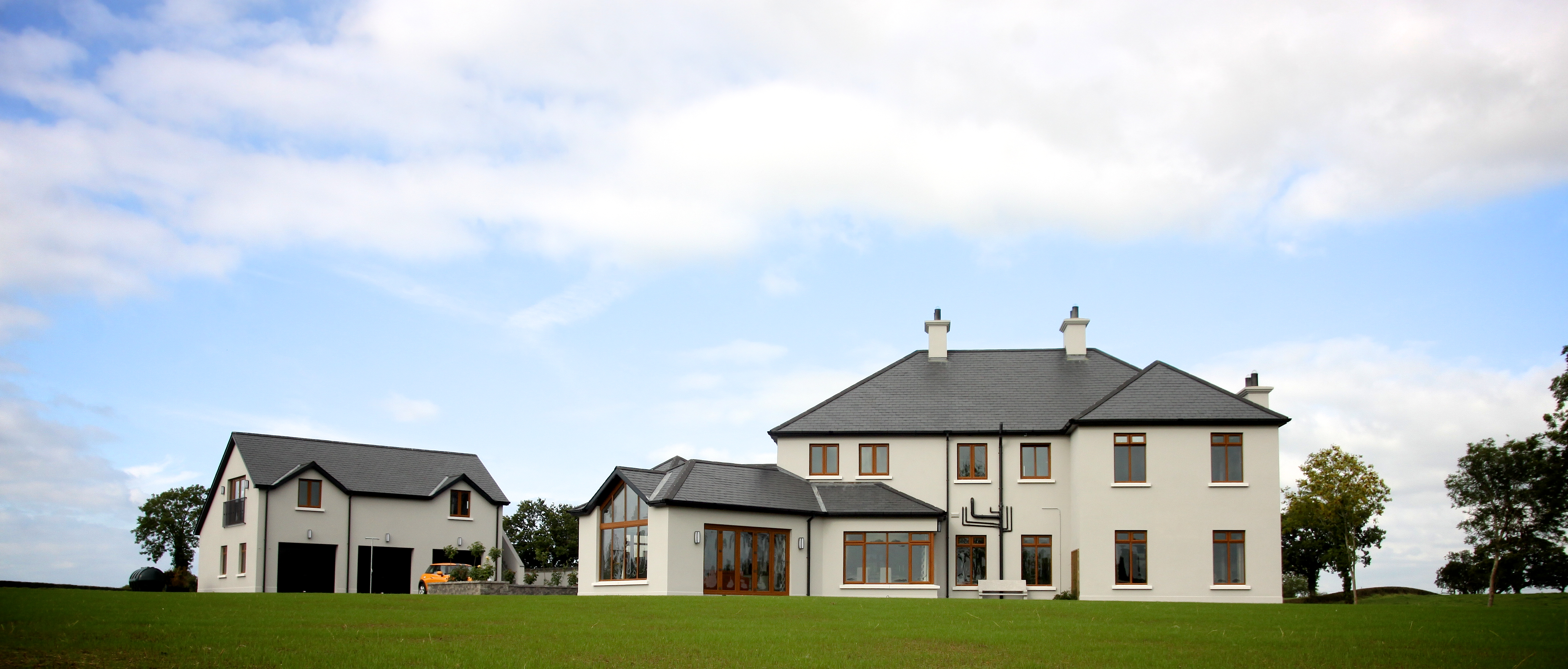 Lennon Homes Northern Ireland Build