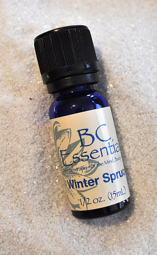 Winter Spruce Essential Oil