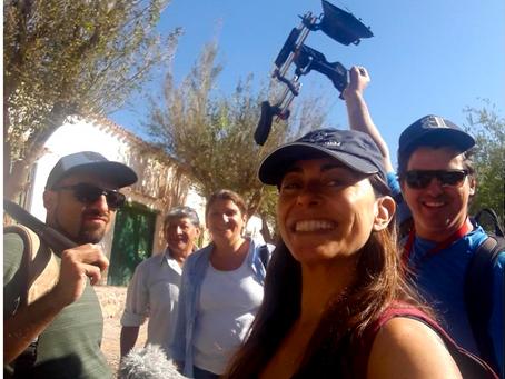 Entrevistas por el Alto Valle Calchaquí