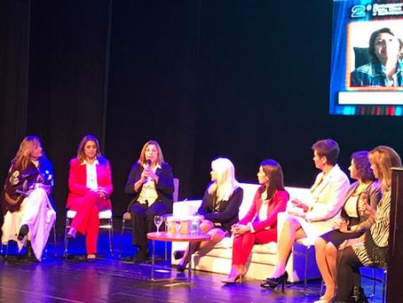 Congreso de Mujeres Hoy, superando obstáculos