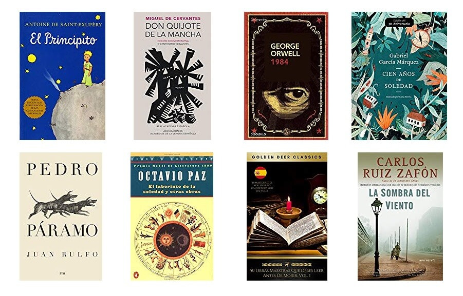 Must-Read Classic Books in Spanish