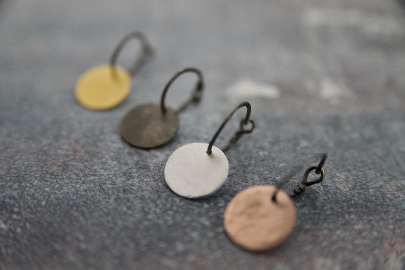 Flouri Cyclaki Silver Earring - 32€/ζευγάρι