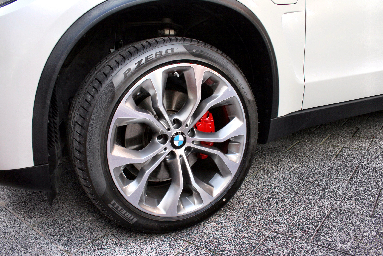 BMW Remklauwen Rood Gespoten