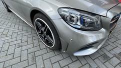 Alloygators wit Mercedes CLA
