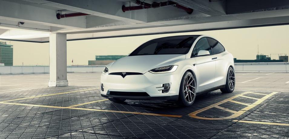 Tesla Model X Novitec Bodykit Tuning