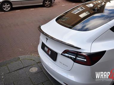 Tesla Model 3 Carbon Performance Spoiler