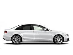 Audi Ramen Blinderen Tint folie