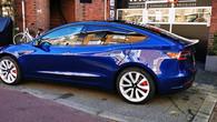 Tesla Model 3 Ramen Tinten