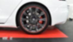 Tesla S Rimsavers