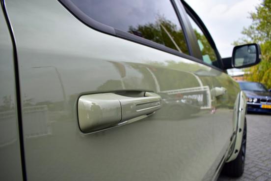 Dodge Ram Inozetek Khaki Green Auto Wrap Handgreep