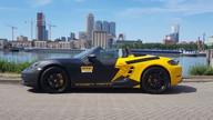 Porsche GT4 Clubsport Auto wrap