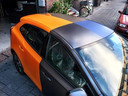 Volvo Niham Car Wrap Showroom