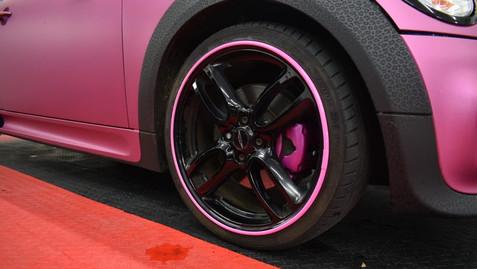 Alloygator Velg Bescherming Roze Mini