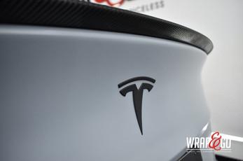 Tesla Model 3 3M Battleship Grey