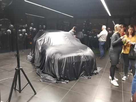 Mini Cooper BALR Car Wrap