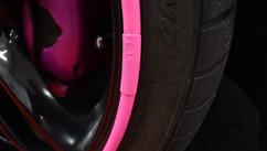 Alloygator Velgen Bescherming Roze Mini