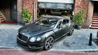 BALR Bentley Demy de Zeeuw Car Wrap