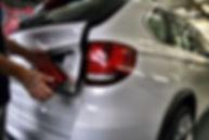 WrapAndGo Carwrap demonteren BMW x5