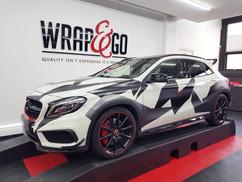 Mercedes Cam