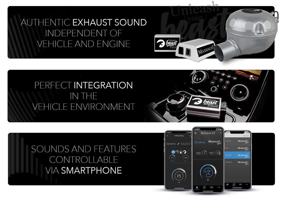 Maxhaust Sound Exhaust