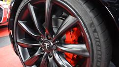 Alloygator Velg Bescherming Tesla Zwart