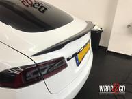 Wing Carbon Spoiler Tesla Model S (2).jp