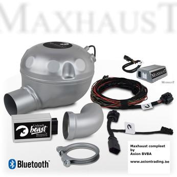 Maxhaust Sound Generator Stage 4 Kit