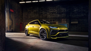 Lamborghini Urus Novitec Bodykit