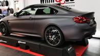 BMW ramen tinten