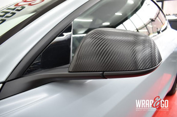 Tesla Model 3 3M Battleship Grey Carbon