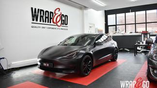 Tesla Model 3 lampen tinten