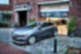 Carwrapping Mercedes A-klasse 3M Matte Dark Grey