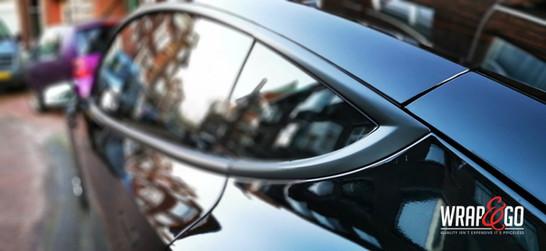 Tesla Model 3 Chrome Delete Remklauwen r