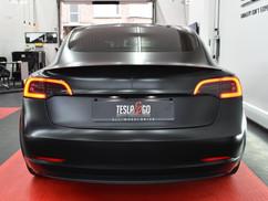 Tesla Model 3 achterlichten tinten lampe