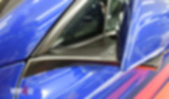 Tesla Model S Carwrap Autowrap Spiegels