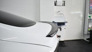 Tesla Model S kofferbak spoiler