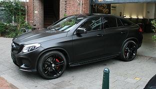 Carwrap Mercedes Autowrap