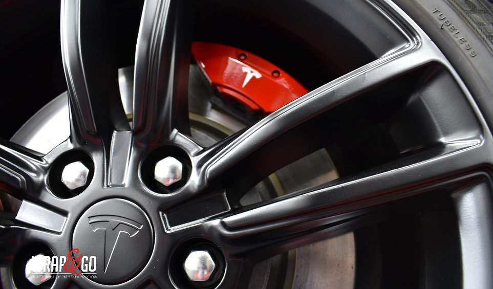 Tesla Model S Carwrap Autowrap