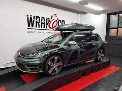 Carwrap Autowrap Bestickeren