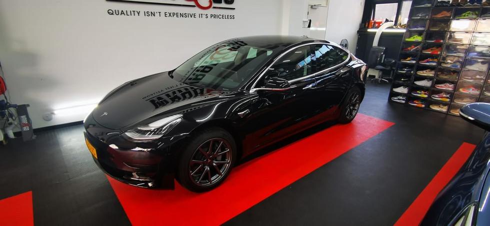 Tesla Model 3 WrapAndGo