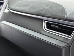 Tesla Model S Matrix Interieur wrap